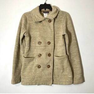 Patagonia Better Sweater Peacoat Oatmeal Small